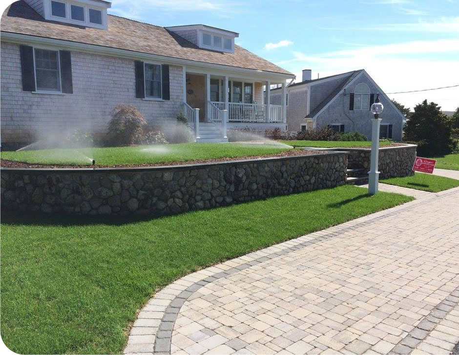Cape Cod Landscape Design